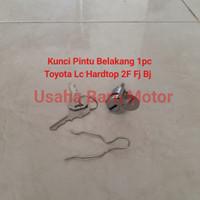 Kunci Pintu Belakang 1pc Toyota Landcruiser Hardtop 2F FJ BJ