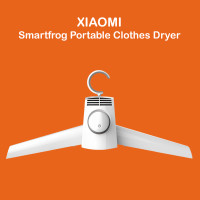 XIAOMI Smartfrog Portable Clothes Dryer Hanger Gantungan Pengering