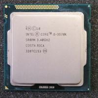 Intel Core I5 3570K Socket 1155 non Fan