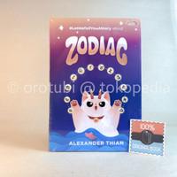 Novel #LetMeTellYouAStory About Zodiac oleh ALEXANDER THIAN