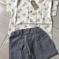 setelan baju anak laki laki import cowok 1-5