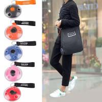 Shopping Bag Roll Up Go Green / Tas Belanja Gulung / Tas Belanja Lipat