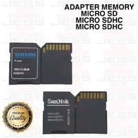 Adaptor Memory Samsung to Micro SD Rumah Adapter Memori Card Sandisk