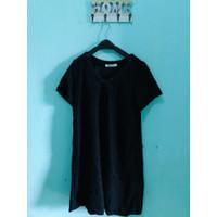 PL!! Dress hitam bulu