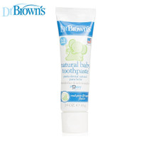 Dr Brown's Happy Teeth Fluoride Free Toothpaste / Pasta Gigi / Odol