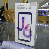 Samsung galaxy J6 gold 3/32 garansi resmi Samsung Indonesia