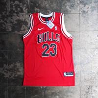 JERSEY BASKET NBA CHICAGO BULLS #23 MICHAEL JORDAN PROMO