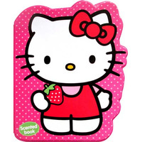 Hello Kitty Spring (PINK) Scented Chunky Book