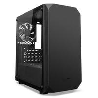 Tecware NOVA M BLACK - Tempered Glass Mid ATX Gaming Case