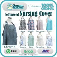 Cottonseeds Nursing Covers / Apron Menyusui