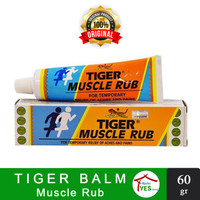 Tiger Balm Muscle Rub Original Tigerbalm Balsam Krim Salep Otot Pain