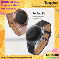 Ringke Tempered Glass Galaxy Watch 3 Ringke ID Glass Anti Gores