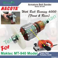 Armature/Angker Belt Sander MT-940 Nacoya