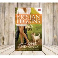 Novel Kristan Higgins My One and Only Kaulah satu-satunya baru Segel