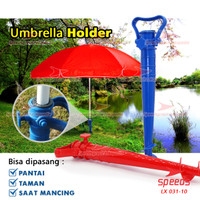 Kaki Penyangga Tenda Payung Dudukan Tenda Holder Payung 031-10