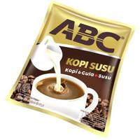 Kopi ABC Susu - Kopi 3 in 1 (Kopi + Gula + Susu) - 10 sachet