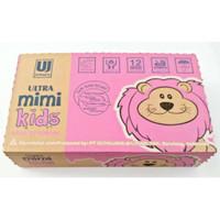 Susu UHT Ultra Mimi Strawberry 125 ml - Karton