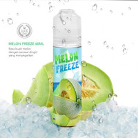 Liquid Melon Freeze Liquid By Indonesia Juice Cartel
