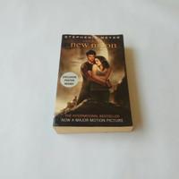 Buku/novel The twilight saga - New moon