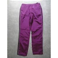 Celana Hiking UNIQLO Training Parasut Polar Purple