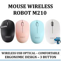 Mouse Robot Wireless M210 / M-210 - Original Product