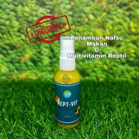 Rept-Vit Vitamin Reptil Penambah Nafsu Makan Kurakura Iguana BD