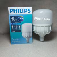 Lampu Philips LED Bohlam 40 Watt Lampu LED Bulb Philips Cool DayLight