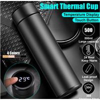 Vacum Termos LED Temperature Display Bottle Stainless 500ml GK002SHB