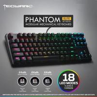 Tecware Phantom Elite 87 RGB Gateron Switch Mechanical Keyboard