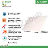 Skin Protector anti gores laptop Asus Macbook Dr.Cu Antivirus guard