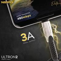 Hippo Elite Ultron 2 Lightning Port Cable 100 cm