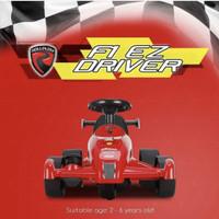 Mobil Accu Rollplayindo F1 EZ Drive