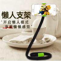 Lazypod Holder HP Fleksible 360 Bisa Jepit /di gantung Multifungsi