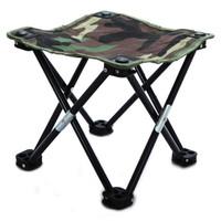 TaffSPORT Kursi Lipat Mancing Kotak Desain Army - ZDY01 - Camouflage