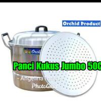 Panci Kukus Jumbo Orchid 50CM - Langseng Jumbo Orchid 50CM