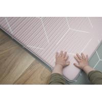 Little Wiwa Play Mat, Size Små : 1.0 m x 1.4 m (Signatur Rosa)