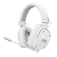 Sades Headset Headphone Earphon Gaming Snowwolf Original Garansi Resmi
