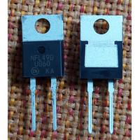 Dioda MUR860 MUR860G Original ON Semiconductor