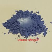 Blue Mica Powder / Pewarna Sabun