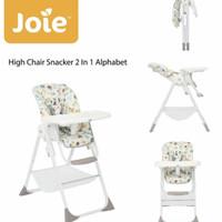 High Chair Joie Snacker 2 in 1