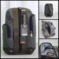 Tas bodybag Crossbody pria Tumi Premium Miror 1:1 import