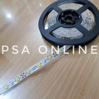 LED STRIP 3528 12V IP33 5 meter RiLED GROSIR warmwhite putih - warmwhite