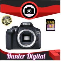 kamera canon EOS 1300D BODY ONLY