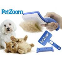 Sisir Sikat Bulu Kucing Dan Anjing Perawatan Hewan Peliharaan Pet Zoom