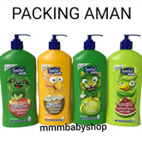 SUAVE Kids 532ml 3in1 SILLY APPLE Shampoo + Conditioner + Body Wash