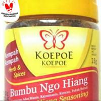 Koepoe koepoe bumbu ngo hiang 23 gram