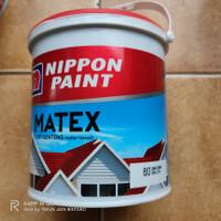 Cat Genteng Matex Nippon Paint 2,5 lt