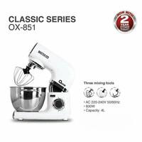 OXONE Master Series Standing Mixer 4 Liter 4L OX-851 OX851 ORI PROMO