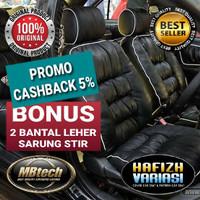 Sarung Jok Mobil - SOFA MBTECH - 3 Baris - Inova Sigra Ertiga Crv Br