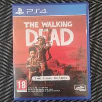 Game PS4 The Walking Dead Final Season